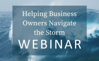 Jim Collins and Brad Martyn on Webinar: Helping Business Owners Navigate the Storm