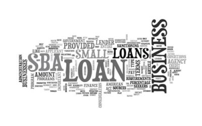 Six Things to Know Before Seeking an SBA Loan
