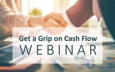 Cobb and Matukaitus on Get a Grip on Cash Flow Webinar, April 1, 2020