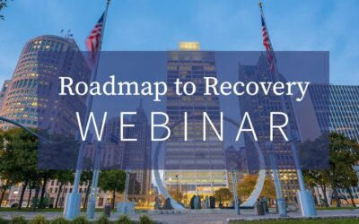 Recovery Webinar – Michigan Team
