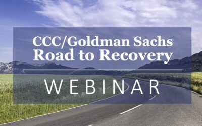 CCC/Goldman Sachs Webinar – Roadmap to Recovery