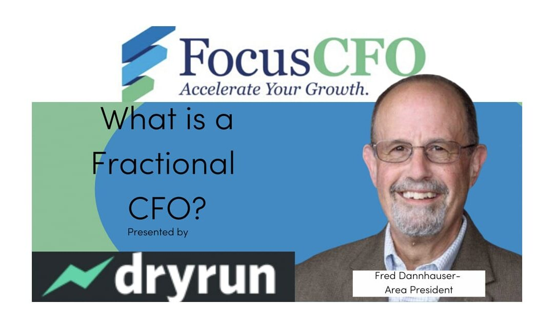 What is a Fractional CFO?