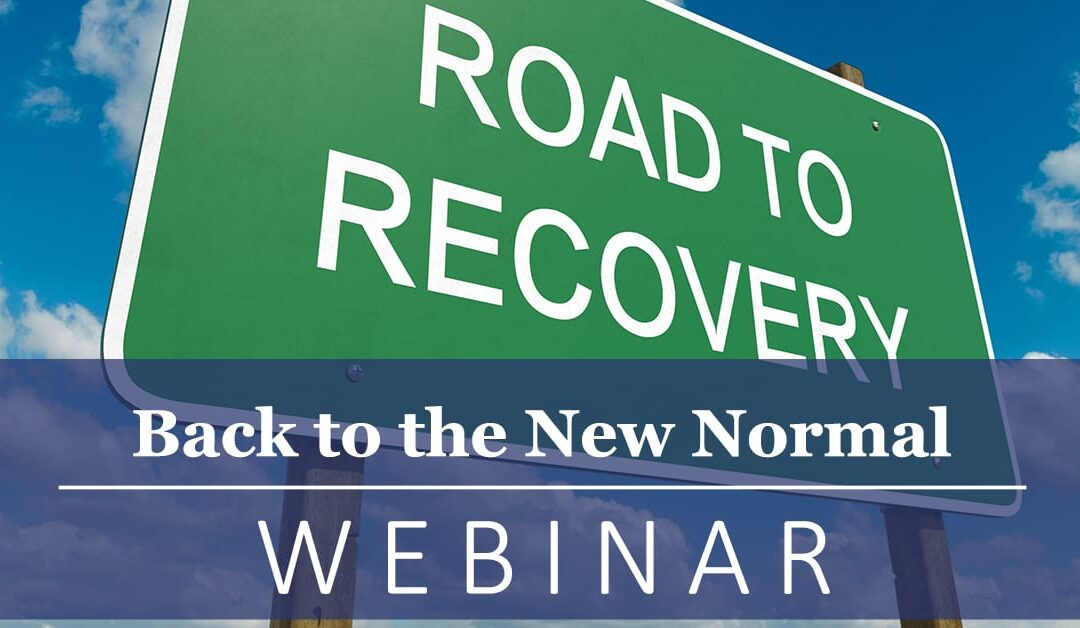 Back to the New Normal Webinar