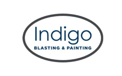 Indigo Blasting and Painting