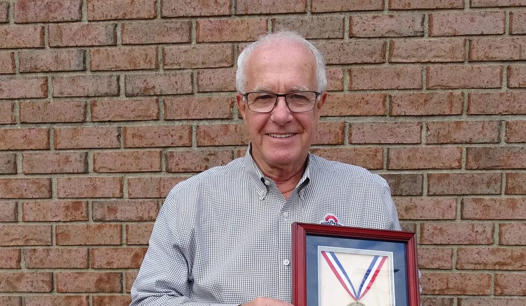 Veterans Hall of Fame – Dean Cole